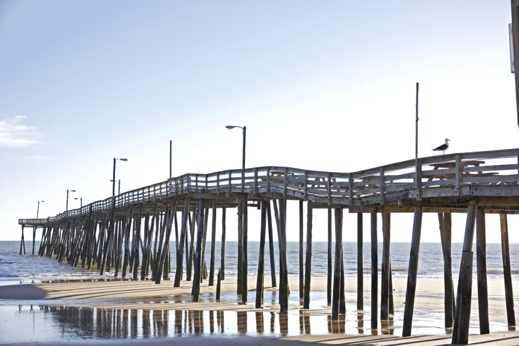 Avalon Pier Outer Banks NC