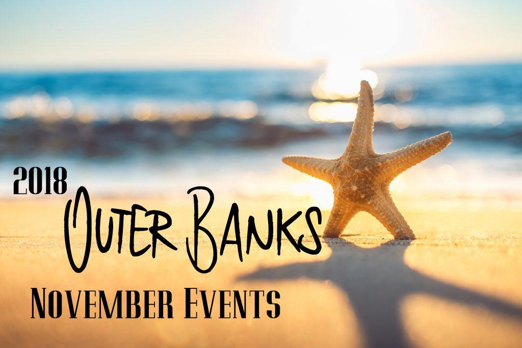 2018 Outer Banks November Events