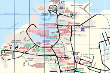 ocracoke-map