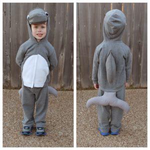 dolphin-costume