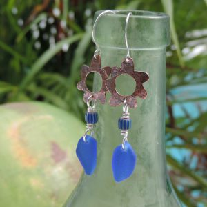 blue-seaglass-jewelry-outer-banks-gift-for-her