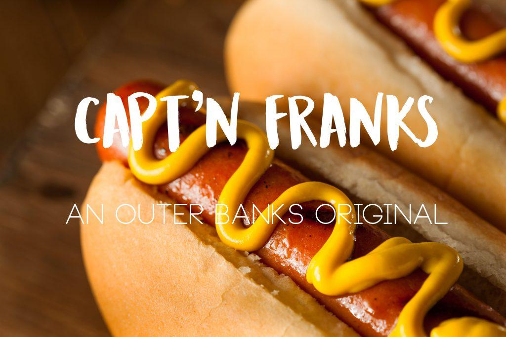 Capt'n Franks is an Outer Banks Original