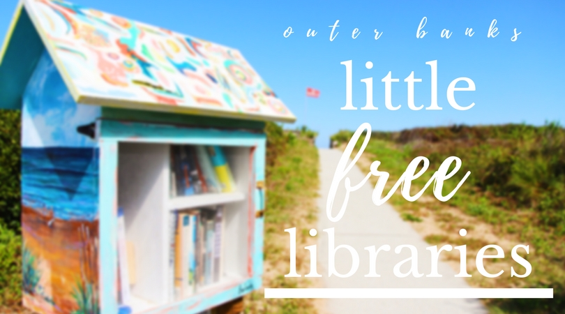 Outer Banks Little Free Libraries