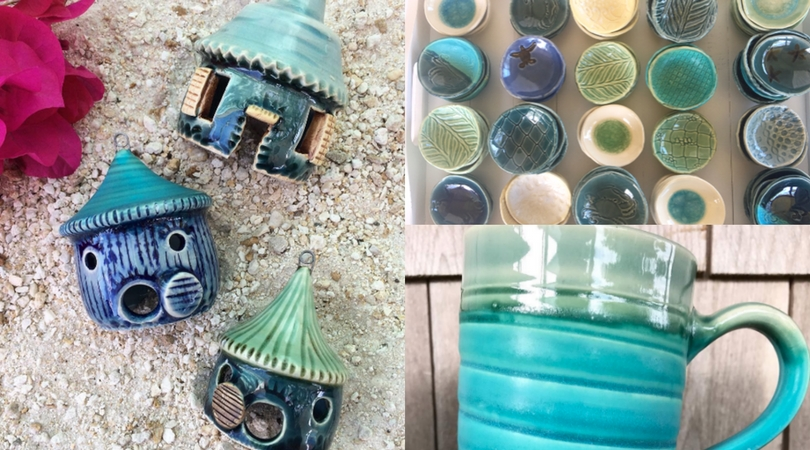 Kinnakeet Clay Outer Banks Pottery
