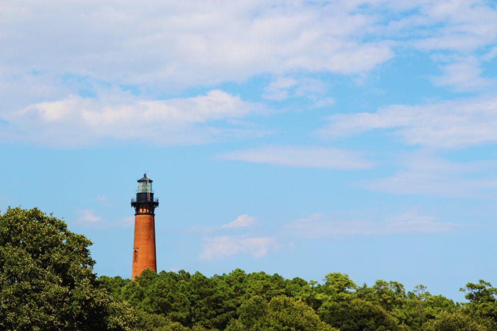 Currituck Lighthouse Outer Banks NC