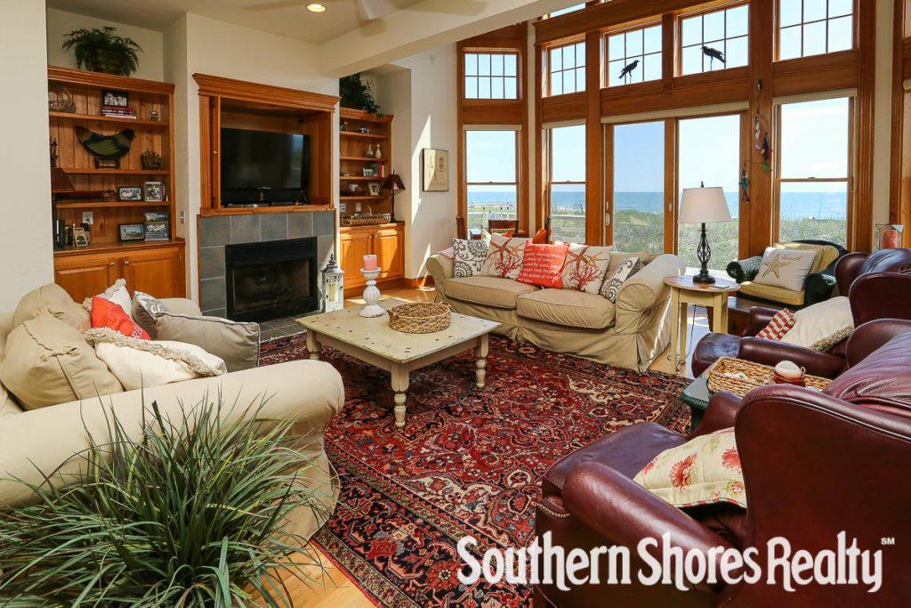 Oceanfront Beach Home Decor
