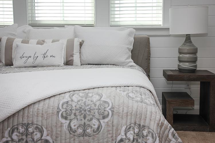Neutral Bedroom in Doppio Sogno