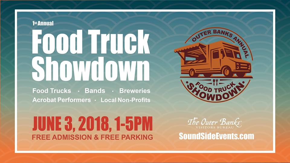 Outer Banks Food Truck Showdown 2018