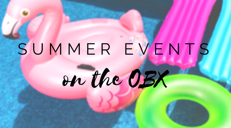 Summer Events on the OBX 2018