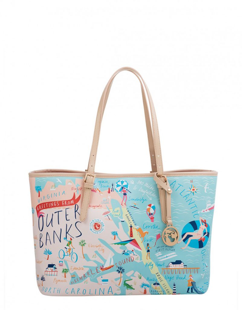 spartina outer banks tote